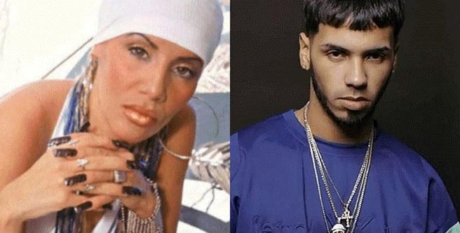 Anuel AA pelea con Ivy Queen tras nombrar reina del reggaetón a Karol G