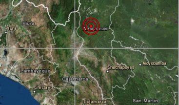 Un sismo de magnitud 5,5 hace estremecer el norte de Perú