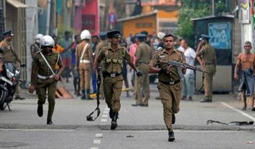 Redadas en Sri Lanka dejan 16 muertos y 100 detenidos tras los atentados