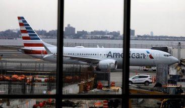 American Airlines extiende cancelaciones de vuelos del Boeing 737 hasta junio