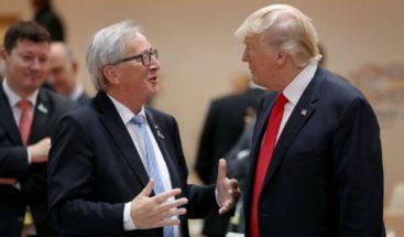 Juncker espera que la tregua comercial con EEUU
