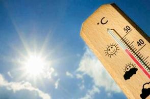 Onamet: Ambiente meteorológico con escasas lluvias y temperaturas calurosas