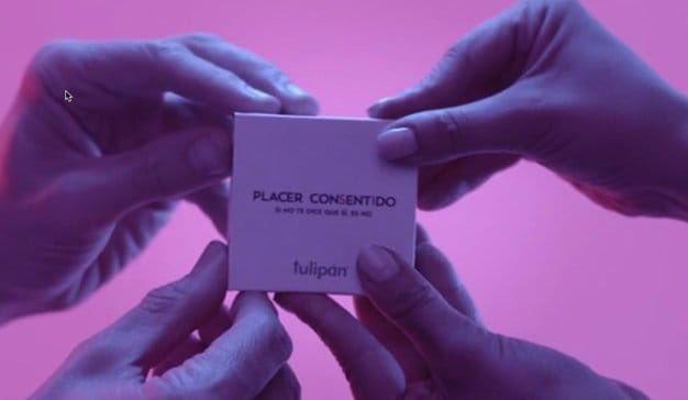 Empresa argentina crea condón que sólo puede abrirse con ocho dedos