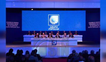 Popular celebra Asamblea General Extraordinaria-Ordinaria Anual de Accionistas