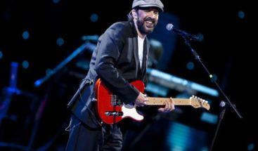 Juan Luis Guerra fue reconocido en los Premios Billboard a la Trayectoria Artística