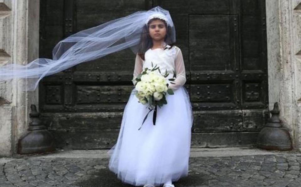 Diputados mexicanos aprueban reforma que prohíbe el matrimonio infantil