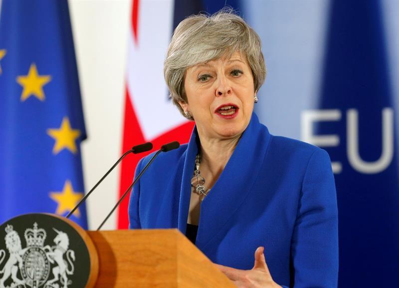 Theresa May ofrece
