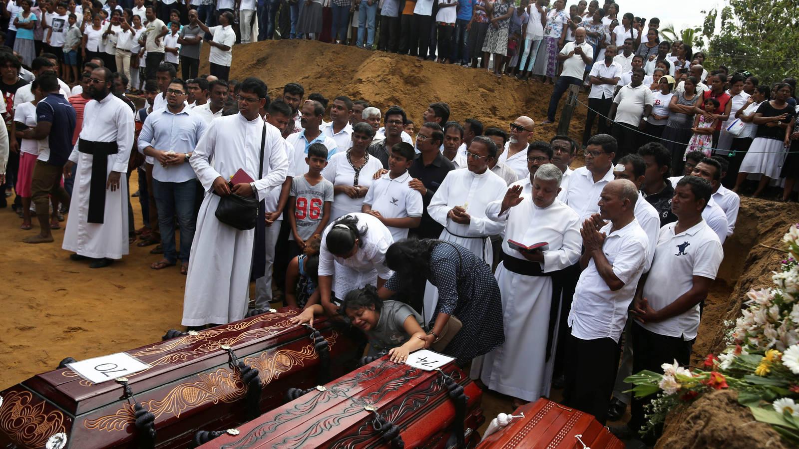 Los muertos en la serie de atentados en Sri Lanka se elevan a 310