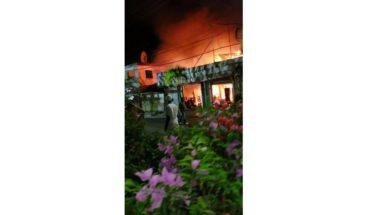 Anciano muere calcinado en un incendio en Samaná