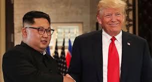 Trump agradece a Putin que apoyara la desnuclearización en su cumbre con Kim