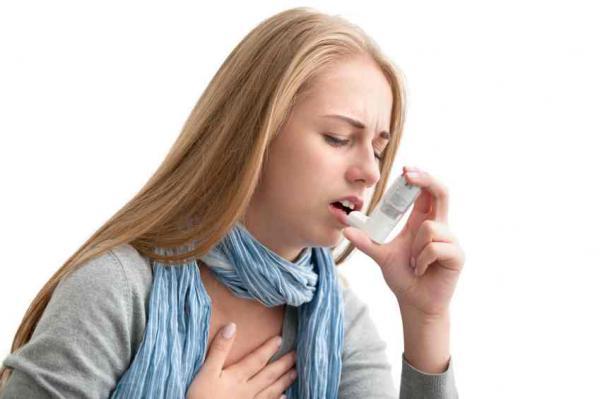 Contaminación ambiental y escasez de lluvias agudizan síntomas del asma