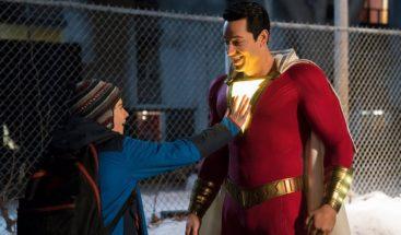 ¡Shazam!, un superhéroe poco convencional y con mucho sentido del humor