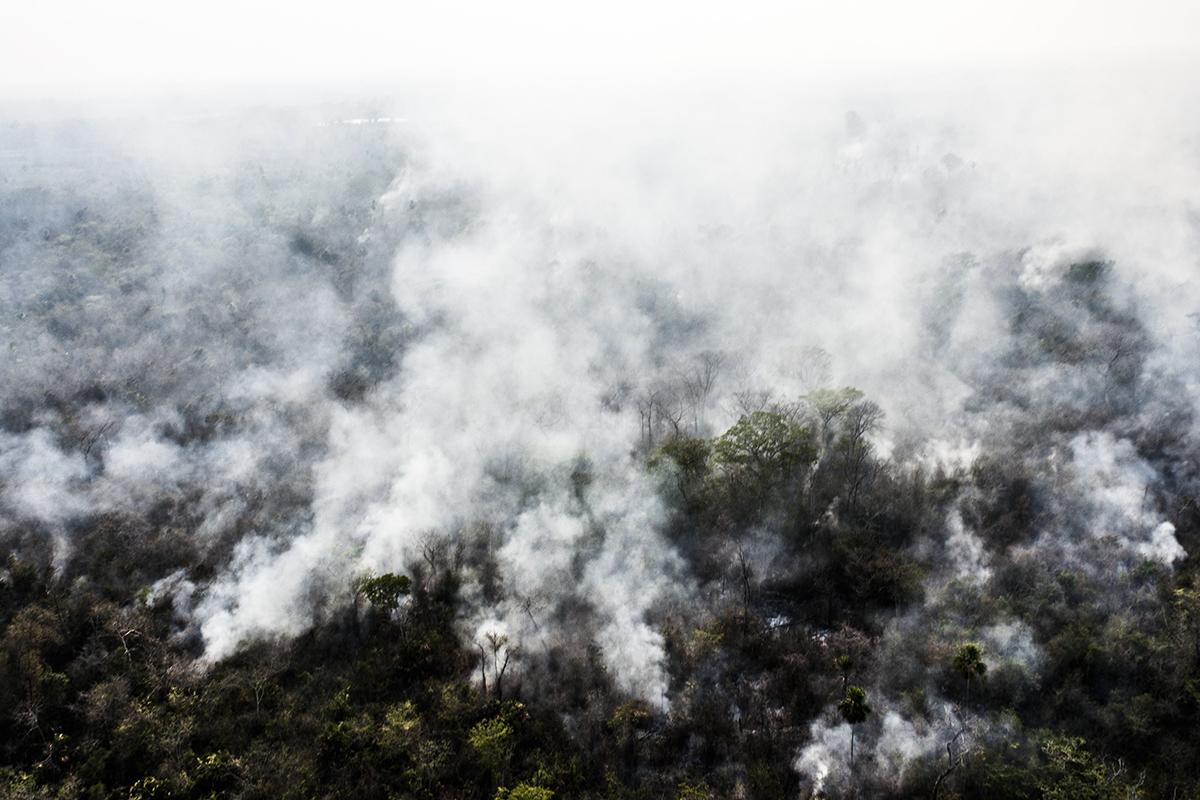 Áreas protegidas de Costa Rica viven peor temporada de incendios en años