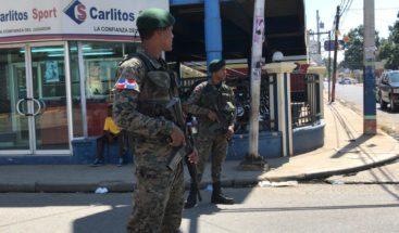 Refuerzan la vigilancia en barrios y comunidades de Dajabón por asueto Semana Santa