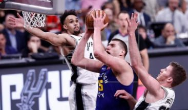 Spurs y Nuggets decidirán en el séptimo partido; Warriors espera en el sexto