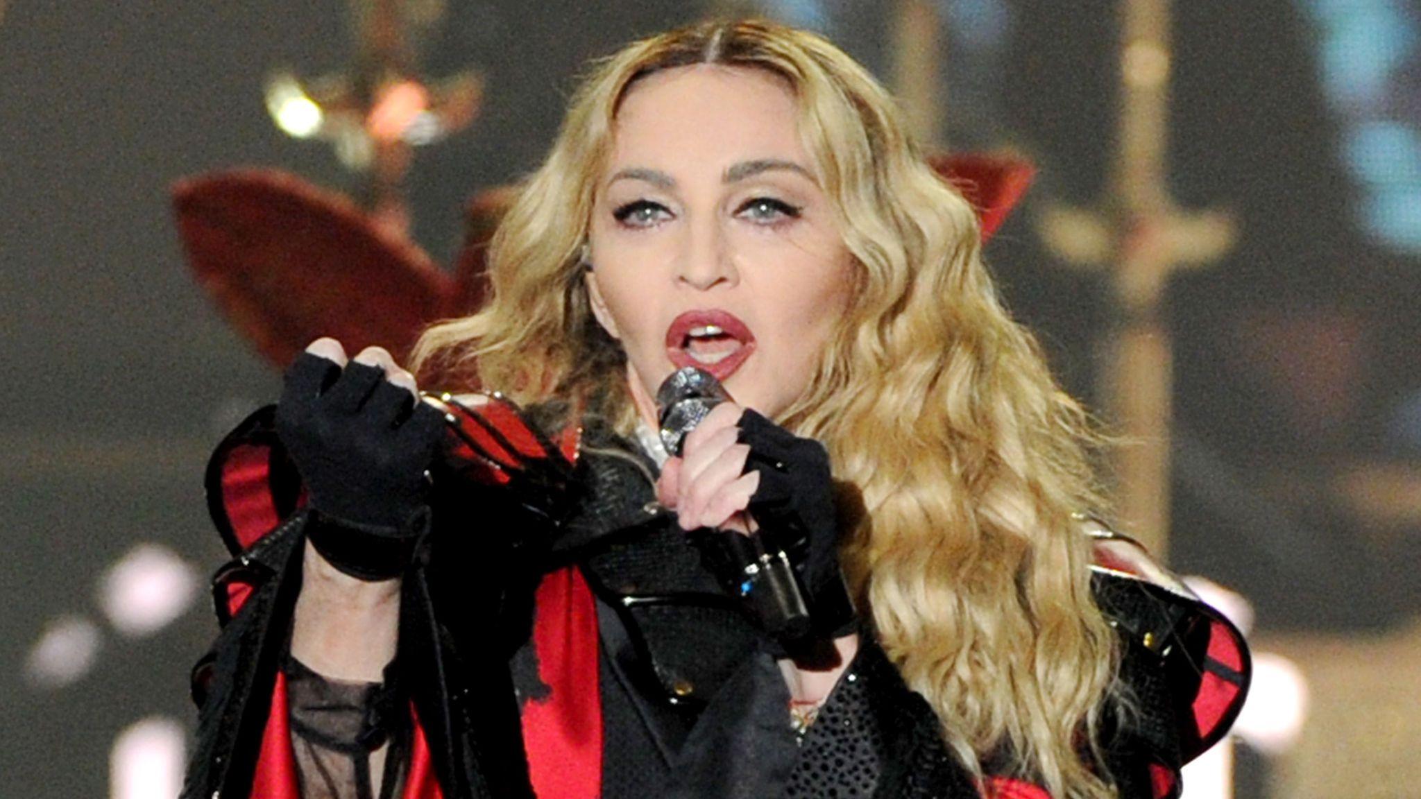 Madonna publicará el 14 de junio su nuevo disco,