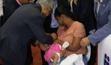 Salud Pública anuncia jornada de vacunación contra poliomielitis y neumococo en La Vega