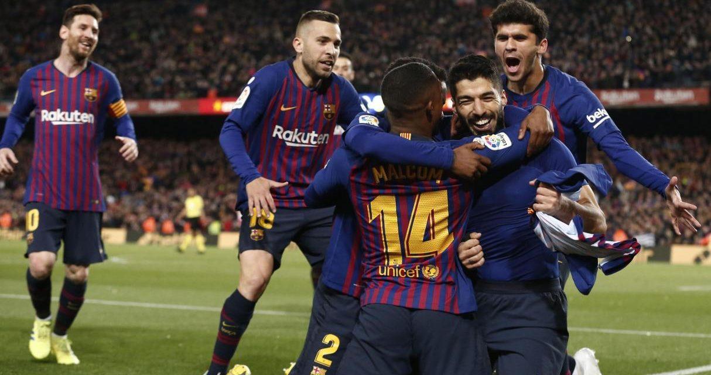 Messi, Busquets, Rakitic, Sergi Roberto, Piqué y Suárez no van a Huesca