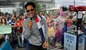 Carlos Silver anuncia caravana por distintos sectores de Santo Domingo