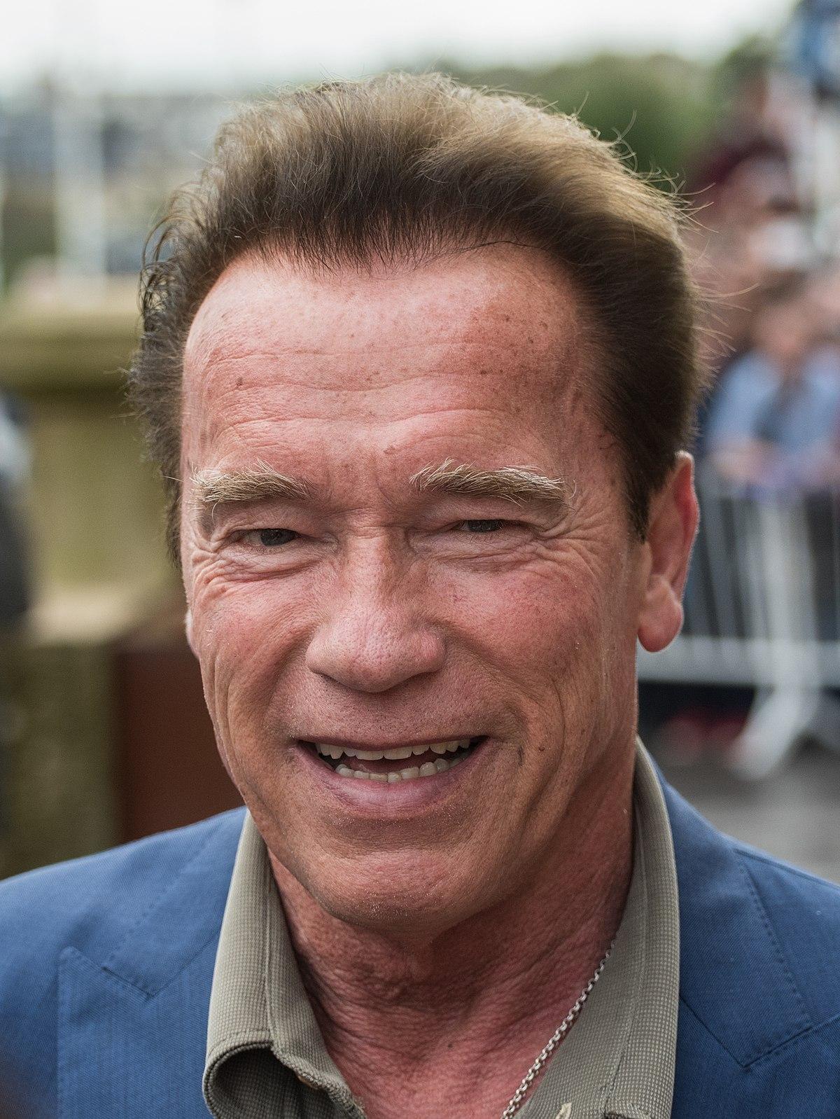 Schwarzenegger pide un esfuerzo para integrar a personas con discapacidad