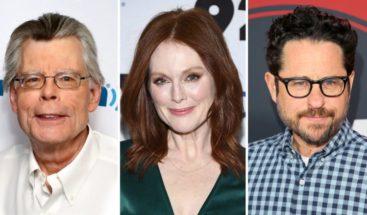 Julianne Moore, J.J. Abrams y Stephen King se unen para una serie de Apple
