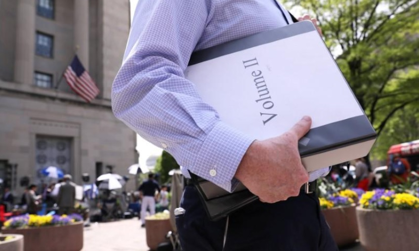 El Kremlin dice que el informe de Mueller no muestra pruebas de interferencia rusa