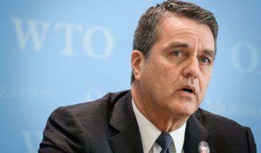 La OMC debe mejorar sistema de solución de diferencias, reconoce su director