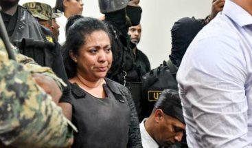 Piden sentencia absolutoria a favor de Marlin Martínez