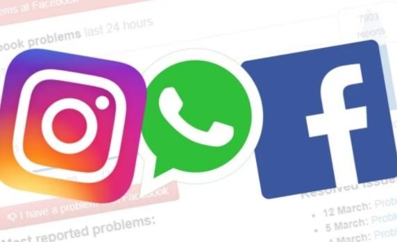 WhatsApp, Instagram y Facebook vuelven a funcionar tras caída
