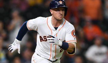 Bregman pega par de cuadrangulares en victoria de los Astros