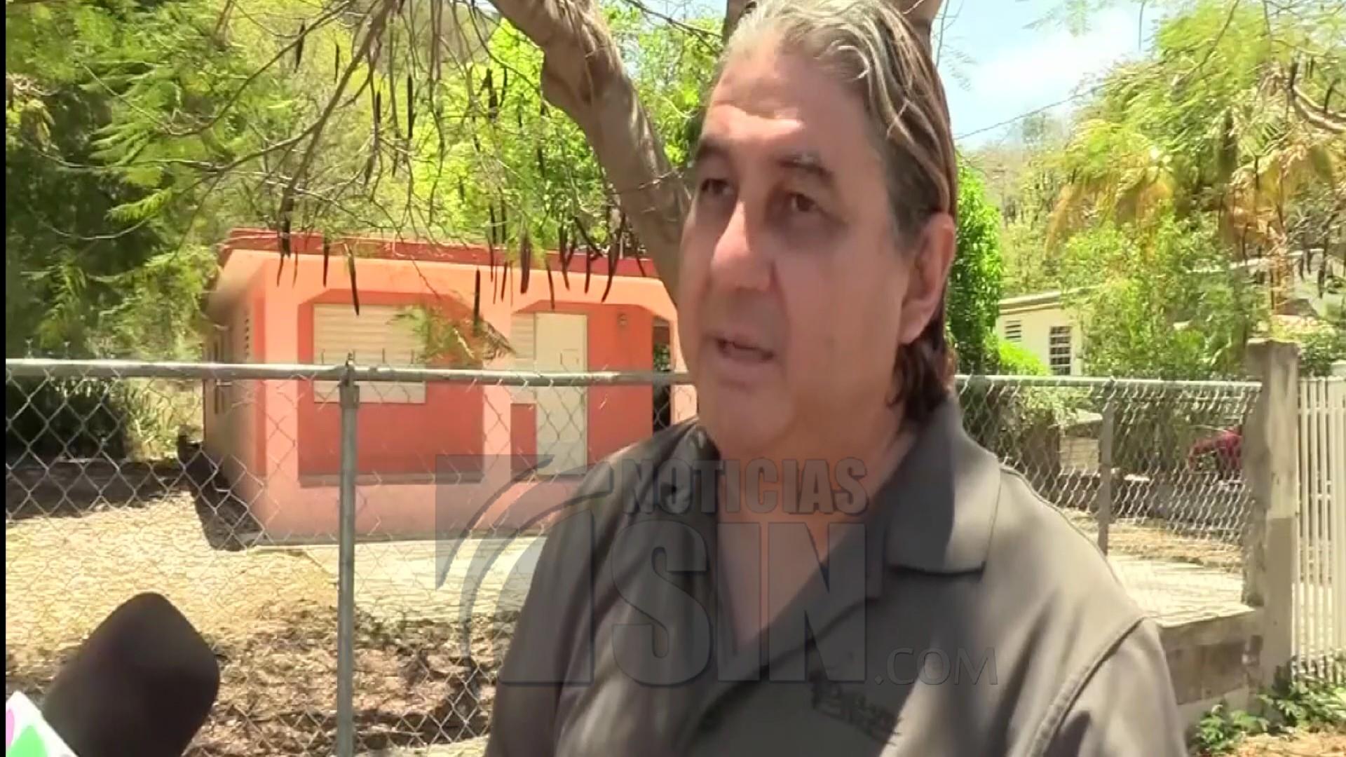 Reinaldo Ríos busca la gobernación con el Partido Extraterrestre Omnipotente