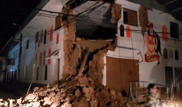 Suben a 15 los heridos en Ecuador por el terremoto con epicentro en el Perú