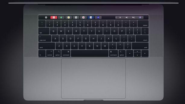 Apple rediseña el teclado de sus MacBooks Pro tras las quejas de los usuarios