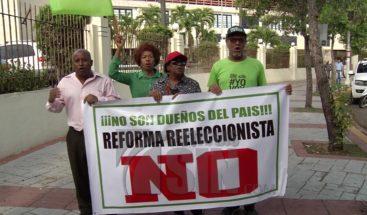 Como un pulso de poder califica la sociedad civil actividades de apoyo a Medina y Fernández