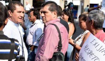 Mueren dos personas en balacera en el zócalo de ciudad mexicana de Cuernavaca