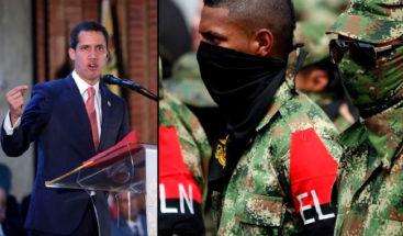 Guaidó dice que ELN hace una
