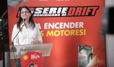 Presentan temporada XI de la Serie Dominicana de Drift by Shell Helix