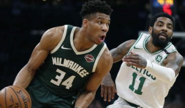 Antetokoumpo recupera ventaja campo para Bucks y Portland la mantiene