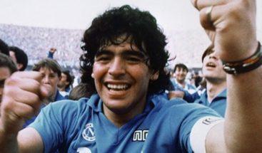 Maradona y Diego, las dos caras del mito, en elFestival de Cannes