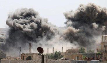 Mueren 7 civiles en nueva jornada de bombardeos contra zonas rebeldes sirias