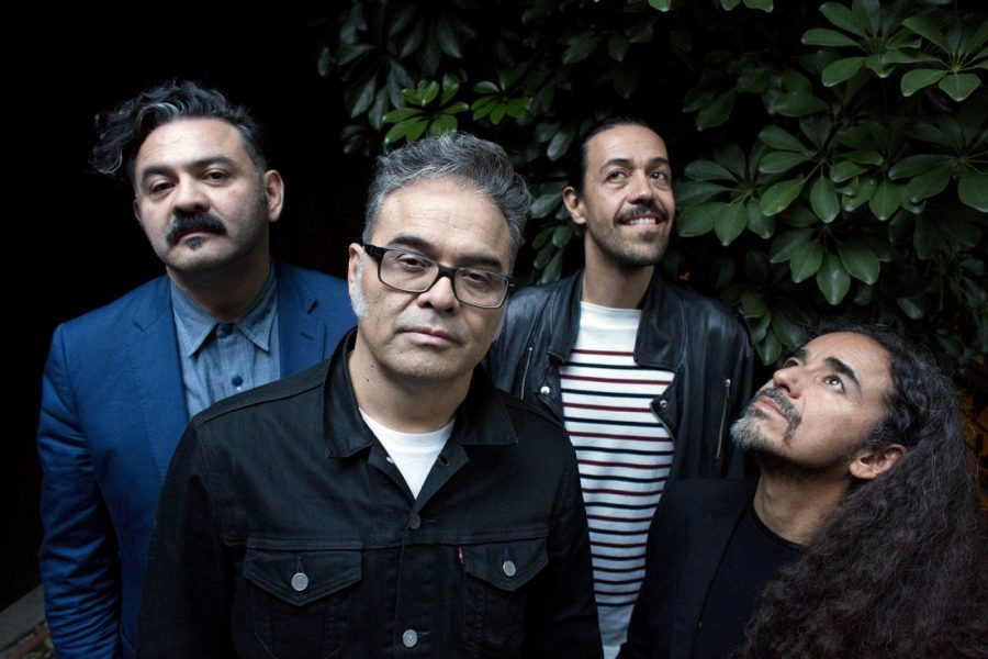Banda Café Tacvba sufre robo de equipo antes de concierto en Caribe mexicano