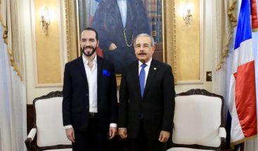 Presidente Medina saldrá mañana hacia El Salvador para toma de posesión de Nayib Bukele