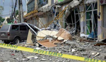 Un terremoto de magnitud 6,2 sacude el sur de Filipinas