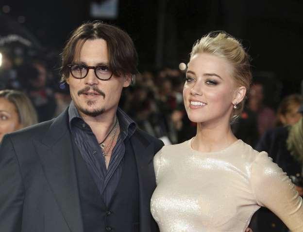 Johnny Depp acusa a Amber Heard de haberlo agredido: