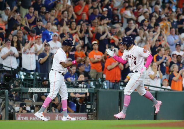 Astros y Mellizos ven rotas rachas ganadoras; Yanquis recuperan el liderato