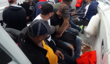 Armada RD frustra dos viajes ilegales hacia la isla de Puerto Rico