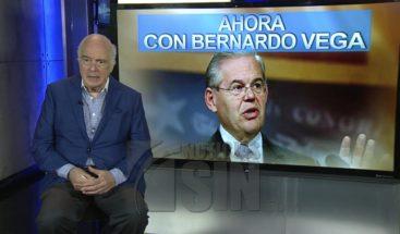 Bernardo Vega: carta de Bob Menéndez que pide a Mike Pompeo intervención en RD para evitar reelección