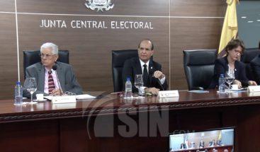 Revelaciones de magistrado Roberto Saladín aumenta desconfianza en JCE, según sociedad civil
