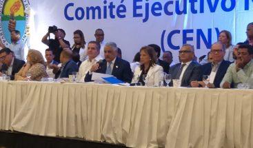 PRD otorga poderes a Miguel Vargas para hacer alianzas; buscará anular sentencia TSE