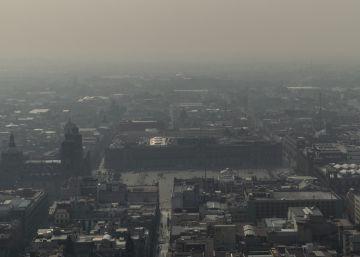 Alta contaminación en Ciudad de México obliga a crear un plan a largo plazo